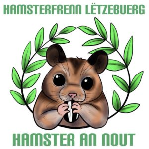 Hamster an Nout Luxemburg